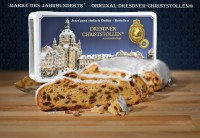 Stollen with Raisins, 1 kg